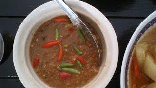 getlinkyoutube.com-วิธีทำ น้ำพริกกะปิ | เมนูพื้นบ้าน ทำทานเองได้ |   www.huahinhula.com