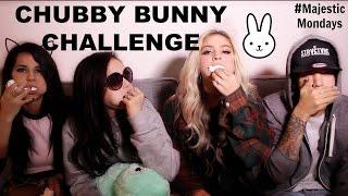 getlinkyoutube.com-CHUBBY BUNNY CHALLENGE!!!