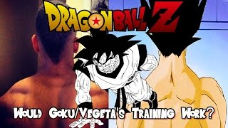 Would DBZ 's Goku and Vegeta's Fitness Training Actually Work?