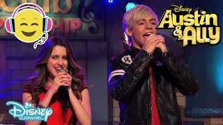getlinkyoutube.com-Austin & Ally - Mash Up Of Songs - Official Disney Channel UK HD