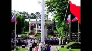 113th Philippine Independence Day Flag Ceremony Santa Barbara, Iloilo