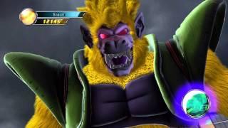 getlinkyoutube.com-DragonBall Z: Ultimate Tenkaichi | Hero Mode - Shaun vs. Great Ape Baby