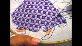 getlinkyoutube.com-puntada fantasia vestido rapunzel