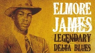 "getlinkyoutube.com-Elmore James - 40 Exciting Legendary Blues Tracks: Tribute To Elmore James, ""King of Slide Guitar"""