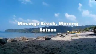 getlinkyoutube.com-The clear waters of Minanga Beach, Morong Bataan