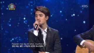 getlinkyoutube.com-[HIT] 뮤직뱅크 인 멕시코(MusicBank in Mexico)-EXO-K - Sabor a Mi.20141112