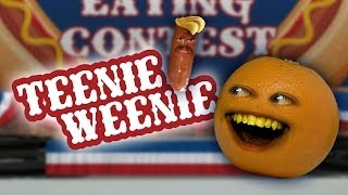 getlinkyoutube.com-Annoying Orange - Teenie Weenie