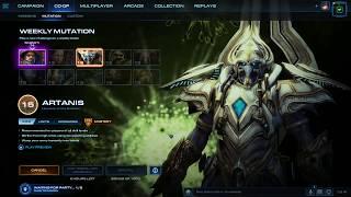 getlinkyoutube.com-StarCraft 2 Co-op - Power Trip (Weekly Mutation) w/ Deltron