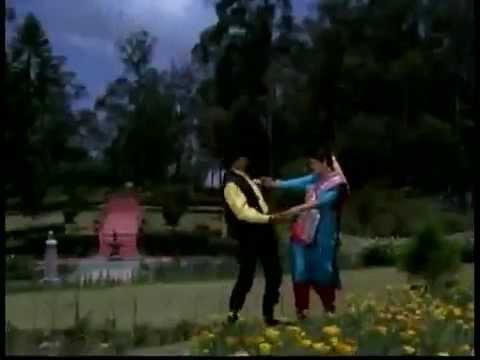 *SRIDEVI* Tere Mere Beech Main Kaun Ayega - Mohd Aziz & Kavita Krishnamurthy