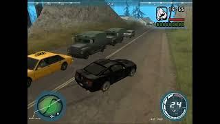 getlinkyoutube.com-Gta San Andreas Mod Gameplay - Knight Rider New Generation 2008 + Download Link!