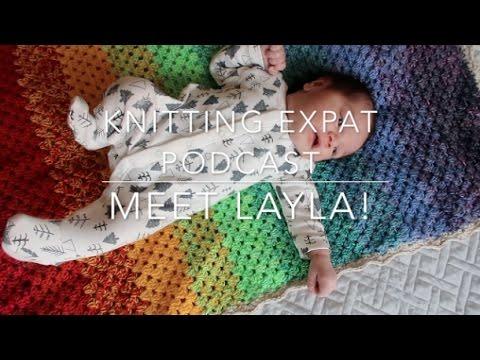 Knitting Expat - Meet Layla
