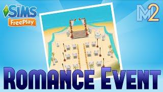 getlinkyoutube.com-Sims FreePlay - Romance Event - Island Resort (Tutorial & Walkthrough)