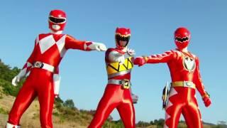 getlinkyoutube.com-FAN-MADE: Power Rangers Dino Charge: Dino War (Part 1)