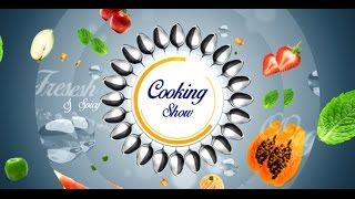 getlinkyoutube.com-After Effects Template: Cooking Show Programe Pack