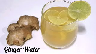 getlinkyoutube.com-Ginger Water for Weight loss fast