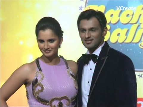 sania mirza and shoaib malik to be the guest couple on nach baliye.