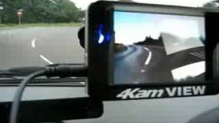 getlinkyoutube.com-Wireless Rear View camera test.