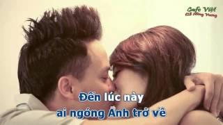 getlinkyoutube.com-Anh sai rồi - Cao Thái Sơn [ Karaoke ] beat