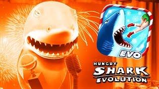 getlinkyoutube.com-Hungry Shark Evolution - Win Gems New Event Award Season