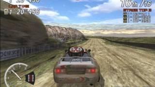 getlinkyoutube.com-Vidéotest Sega Rally 2 ( Dreamcast )