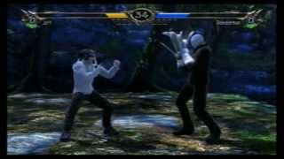 getlinkyoutube.com-Soul Calibur V - Slenderman vs. Jeff the Killer