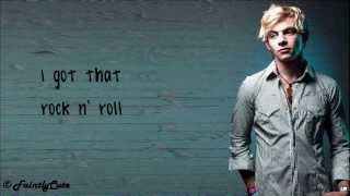 getlinkyoutube.com-Ross Lynch - I Got That Rock N' Roll (LONGER VERSION) - Lyrics