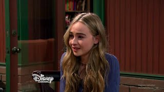 getlinkyoutube.com-Girl Meets World 2x23: Maya and her father #3 (Maya: I always thought that this was my fault...)