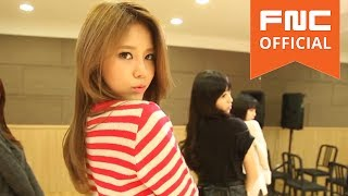 getlinkyoutube.com-AOA - 짧은 치마(Miniskirt) 안무영상(Dance Practice) Eye contact ver.