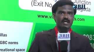 K.Karunakar Sr. Manager - Sales & Marketing  - Vishal Projects Private Limited