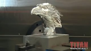 getlinkyoutube.com-CNC Machining Titan's Eagle
