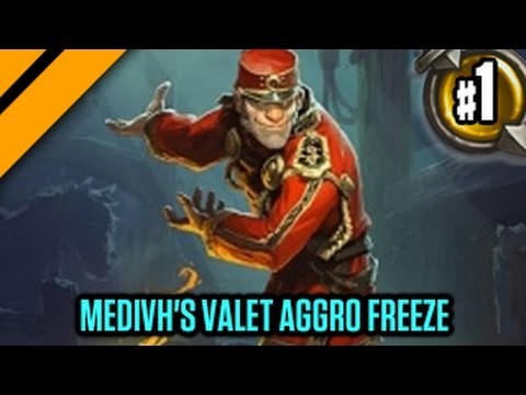 Day[9] HearthStone Decktacular #267 - Medivh's Valet Aggro Freeze P1