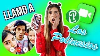 ¡LLAMO a LOS POLINESIOS! 😱 LESSLIE, KAREN Y RAFA!! || Bianki Place ♡ width=