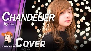 getlinkyoutube.com-Chandelier - Sia cover by Jannine Weigel