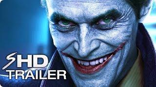 THE JOKER (2019) Teaser Trailer #1 – Willem Dafoe, Martin Scorsese Joker Origin Movie | Concept