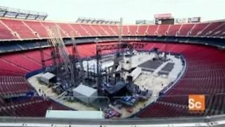 getlinkyoutube.com-Turn it On Again Tour Stage Setup