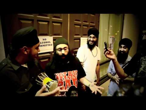 :: Mandeep SETI :: Toronto Sarangi Freestyle w/ Jujhar Singh + Mokam Singh :: [SlumGods]