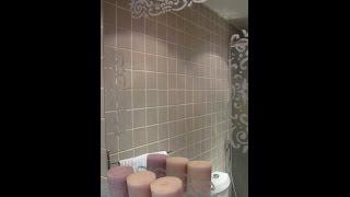 getlinkyoutube.com-DIY mirror decoration-تزيين المرايا بمواد بسيطه