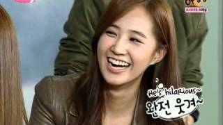 getlinkyoutube.com-What was Eunhyuk's first impersssion of SNSD(Sunny)?