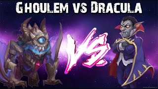 getlinkyoutube.com-Castle Clash Ghoulem VS Dracula