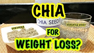 Chia Seeds for Weight Loss? Chia Seeds Benefits | Chia Seeds Side Effects | Chia Seeds 101