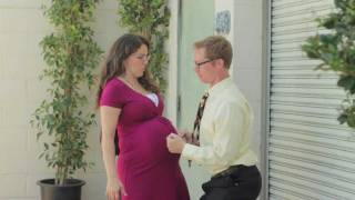 getlinkyoutube.com-Pregnant Belly Touchers