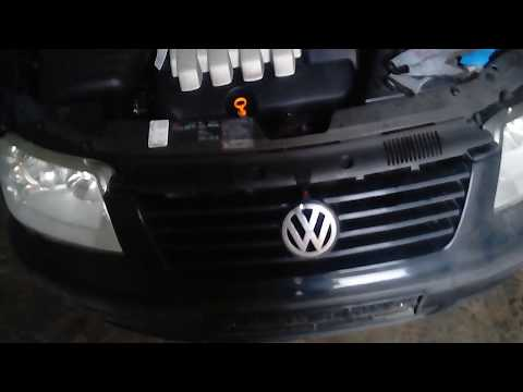 Как поменять лампочку поворота Volkswagen Sharan