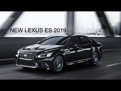 NEW 2019 Lexus ES   Premiere of the 2018 Beijing Motor Show