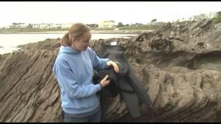 Emma Farrell reviews Subgear's Apnea 2 freediving suit
