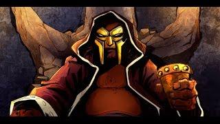 ASM (A State of Mind) - Masking (ft. MF DOOM as King Dumile)