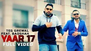 getlinkyoutube.com-Teg Grewal - Yaar 17 | Badshah | Latest Punjabi Song 2015