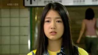getlinkyoutube.com-Park Shin Hye - If Wait For The Next Train Again (2004) Part 5/7