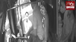 A bus driver beaten mercilessly in Kurunegala