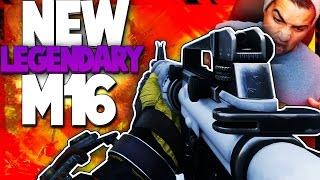 "getlinkyoutube.com-NEW LEGENDARY M16 ""War Pig"" GAMEPLAY - IT SUCKS! - COD AW NEW LEGENDARY WEAPONS (AW DLC)"