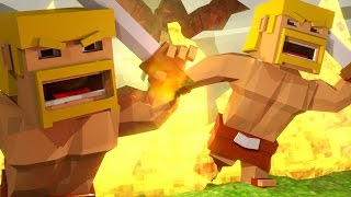 getlinkyoutube.com-Minecraft | Clash of Clans Nations #1 - Tier 1 Town Hall